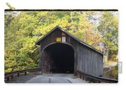 Babbs Covered Bridge Carry-all Pouch