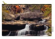 Babcock Grist Mill And Falls Carry-all Pouch