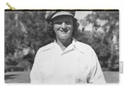 Babe Didrikson Portrait Carry-all Pouch