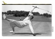 Babe Didrikson Zaharias Carry-all Pouch