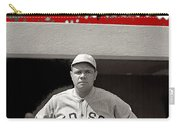 Babe Ruth As Member Of The Boston Red Sox National Photo Company Collection 1919-2013 Carry-all Pouch