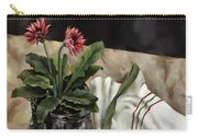 Baberton Daisies Carry-all Pouch