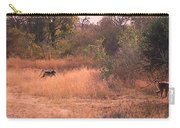 Baboons Carry-all Pouch
