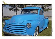 Baby Blue Chevy From 1950 Carry-all Pouch