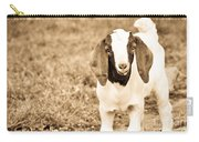Baby Boer Goat Carry-all Pouch