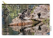 Baby Buffleheads Carry-all Pouch