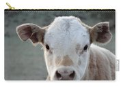 Baby Cow In Colorado Carry-all Pouch