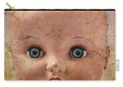 Baby Doll Face Carry-all Pouch