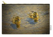Baby Ducks Carry-all Pouch