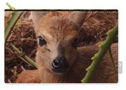 Baby Duiker Carry-all Pouch