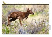 Baby Elk Carry-all Pouch