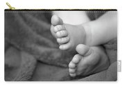 Baby Feet Carry-all Pouch