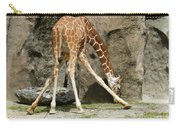 Baby Giraffe 1 Carry-all Pouch