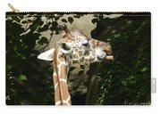 Baby Giraffe 2 Carry-all Pouch