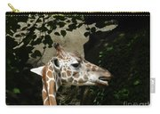 Baby Giraffe 3 Carry-all Pouch