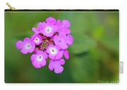 Flower - Baby In Pink Carry-all Pouch