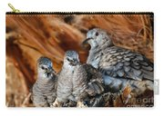 Baby Inca Doves Carry-all Pouch