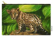 Baby Jaguar Carry-all Pouch