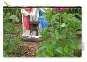 Baby Jesus In Garden Carry-all Pouch