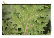 Baby Kale Carry-all Pouch