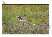 Baby Killdeer Carry-all Pouch
