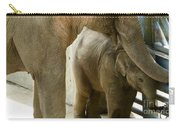 Baby Lily Elephant Carry-all Pouch