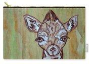 Baby Longneck Giraffe Carry-all Pouch