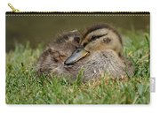Baby Mallard Carry-all Pouch