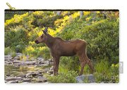 Baby Moose Baxter State Park Carry-all Pouch