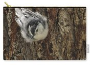 Baby Nuthatch Carry-all Pouch