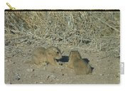 Baby Prairie Dog Carry-all Pouch