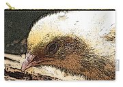 Baby Quail In Pastel Carry-all Pouch