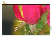 Baby Roses Carry-all Pouch