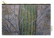 Baby Saguaro Cactus Carry-all Pouch