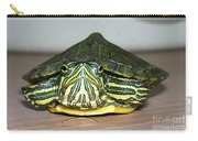 Baby Turtle Straight On Carry-all Pouch