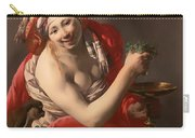 Bacchante With An Ape Carry-all Pouch