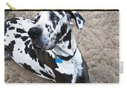 Bacchus The Great Dane Carry-all Pouch
