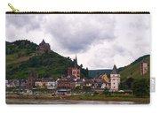 Bacharach Am Rhein And Burg Stahleck Carry-all Pouch