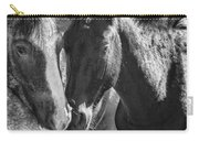 Bachelor Stallions - Pryor Mustangs - Bw Carry-all Pouch