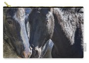 Bachelor Stallions - Pryor Mustangs Carry-all Pouch