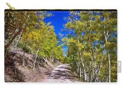 Back Country Road Take Me Home Colorado Carry-all Pouch by James BO  Insogna