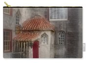Back Door To The Castle Carry-all Pouch by Susan Candelario