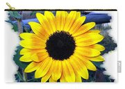 Back Forty Sunflower Carry-all Pouch