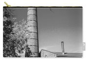 Back Of Amana Woolen Mill Amana Ia Bw Carry-all Pouch