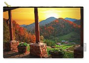 Back Porch Paradise Carry-all Pouch