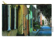 Back Street In Charleston Carry-all Pouch