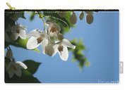 Backlit Blossom Carry-all Pouch