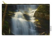 Backlit Buttermilk Carry-all Pouch by Mark Robert Rogers