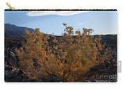 Backlit Desert Foliage Carry-all Pouch