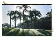 Backlit Palms Carry-all Pouch